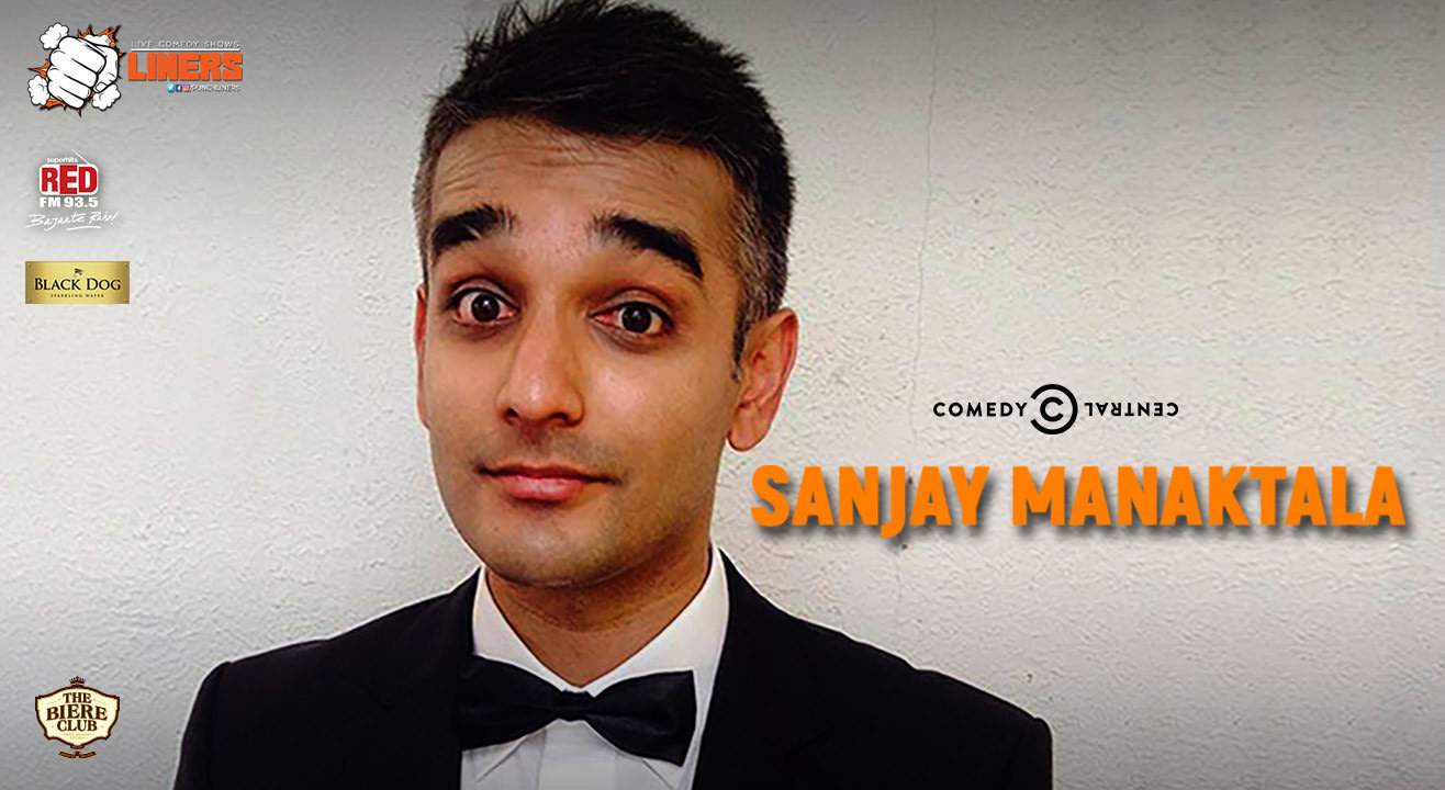 Punchliners: Stand Up Comedy Show feat Sanjay Manaktala at Biere Club