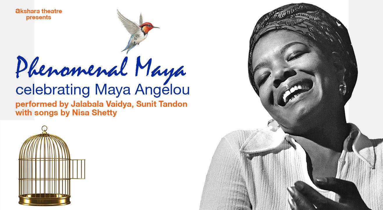 Phenomenal Maya: A Tribute to Maya Angelou