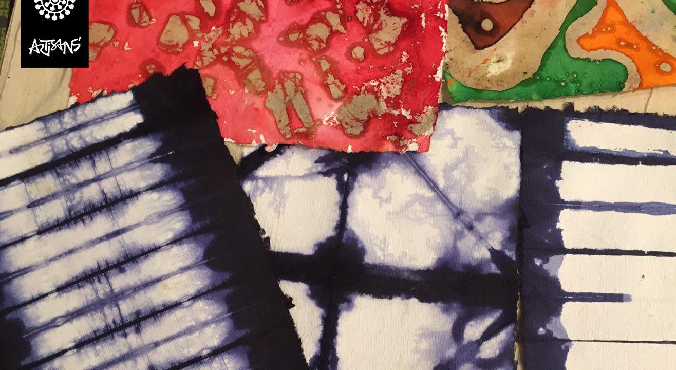 Shibori On Paper