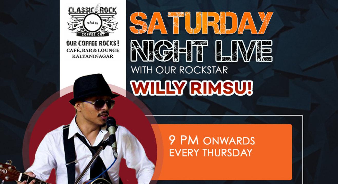 Saturday Night Live With Willy Rimsu