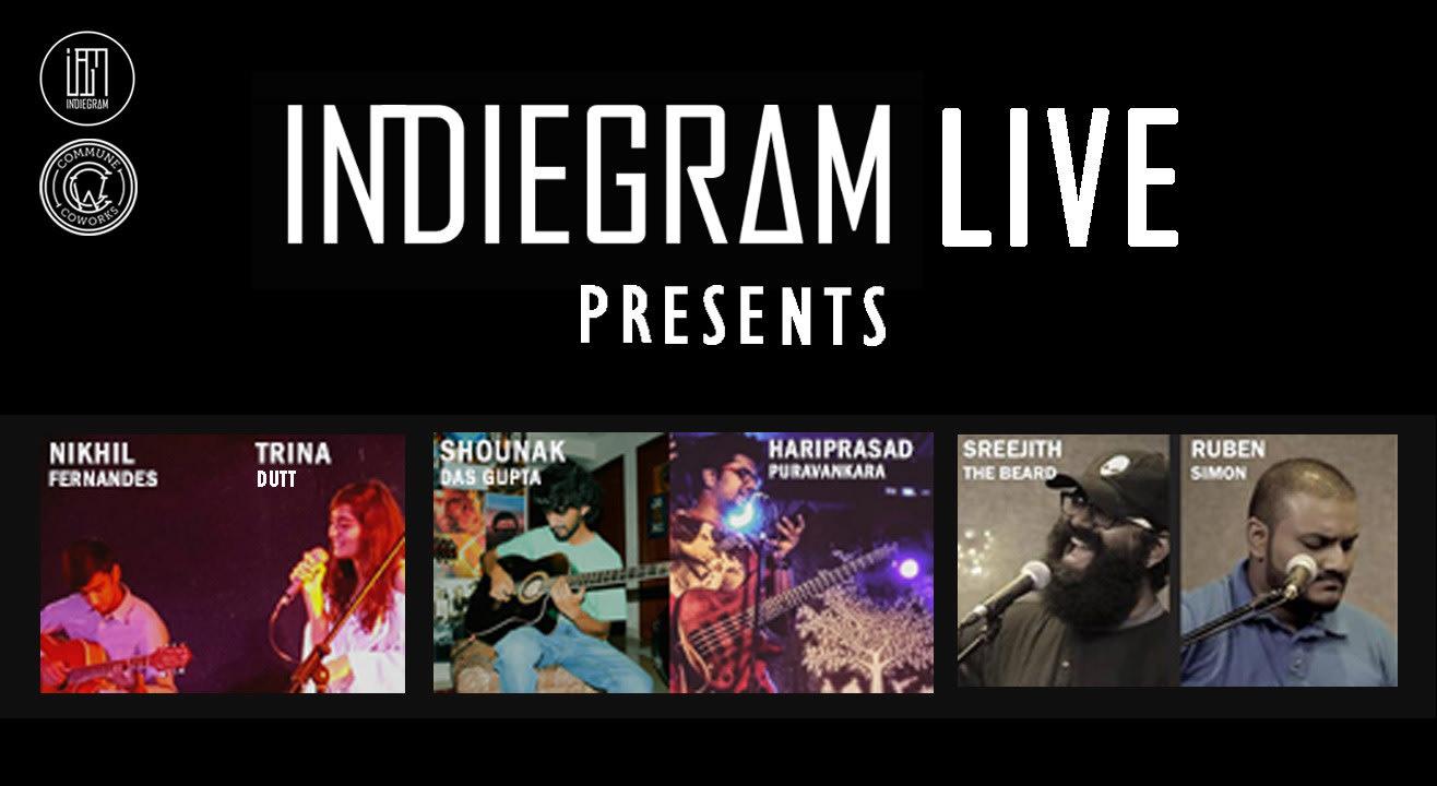 Indiegram Live Concert