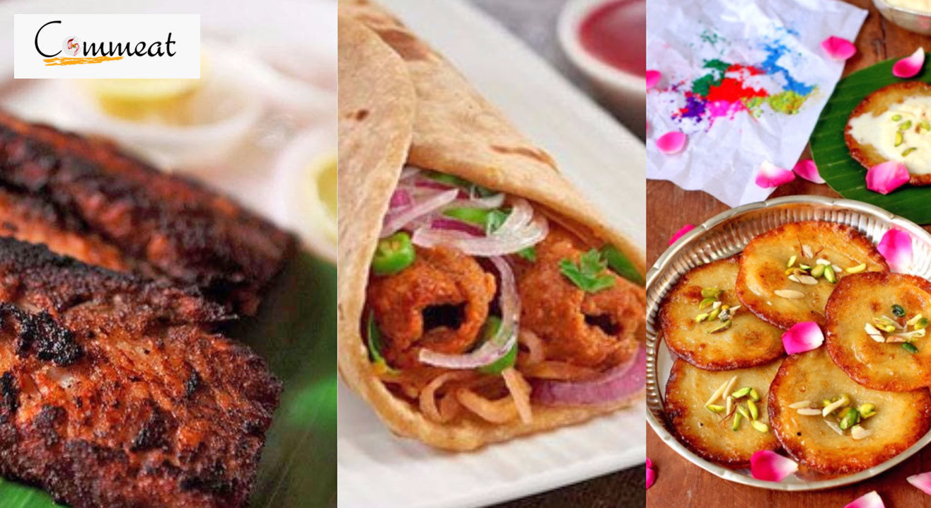 Bengali flavours in the Monsoon, by Commeat