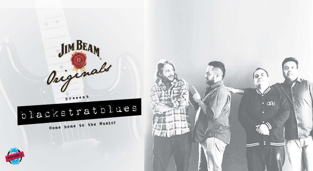 Jim Beam Originals Present Blackstratblues