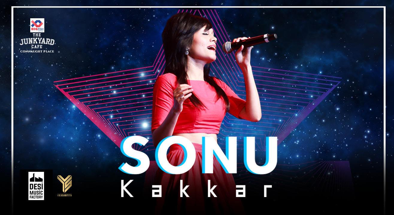 Sonu Kakkar LIVE