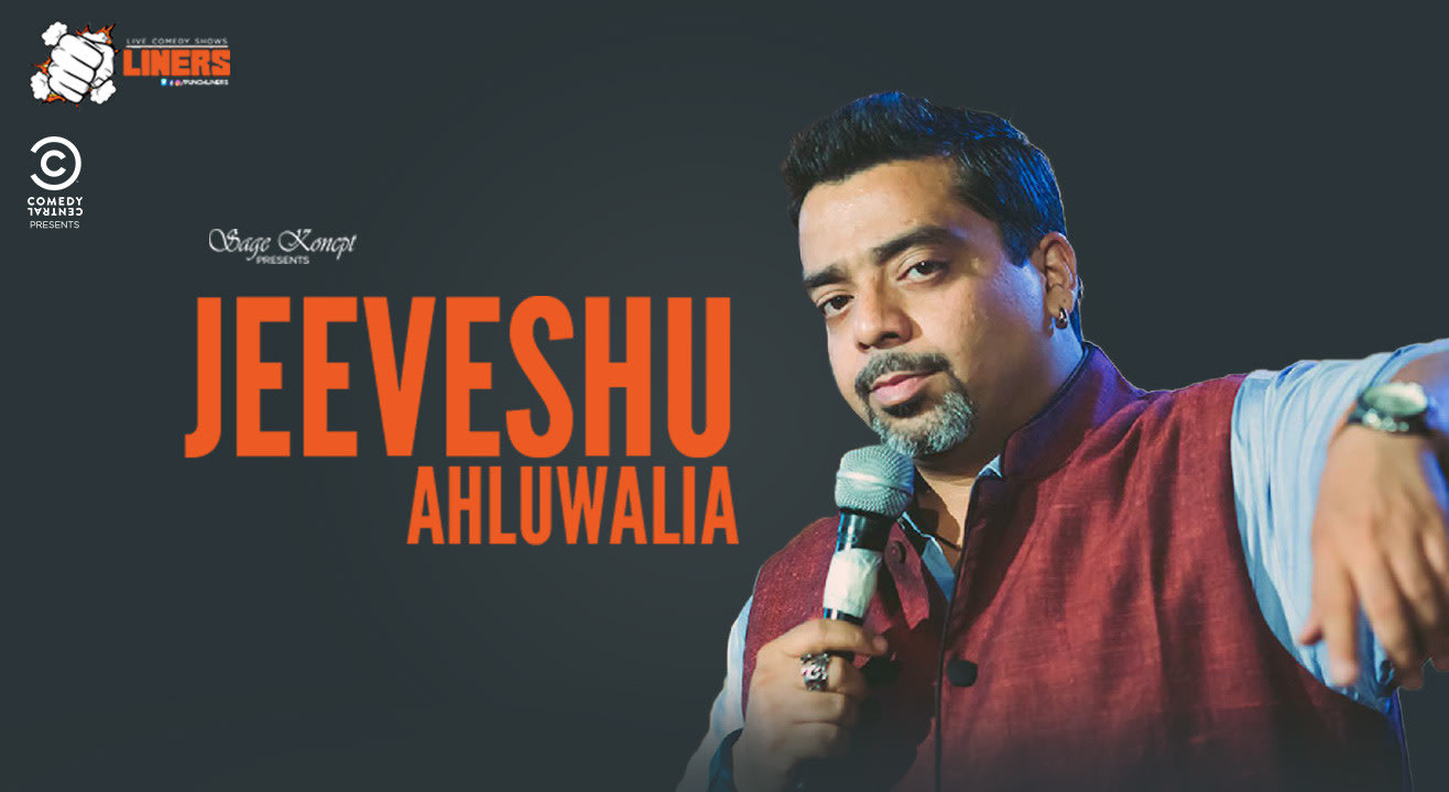 Punchliners: Stand Up Comedy Show feat. Jeeveshu Ahluwalia in Hyderabad