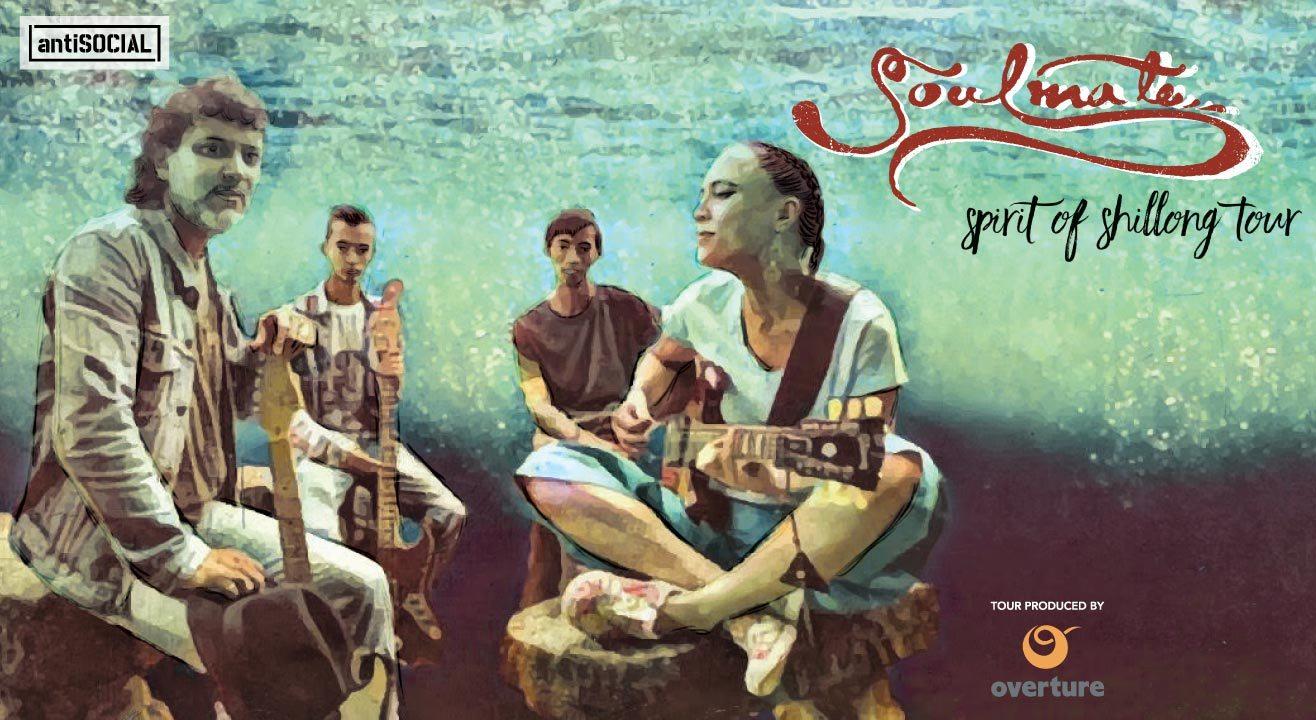 Soulmate's 'Spirit of Shillong' India Tour, Delhi