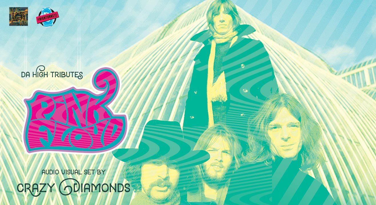 Da High Tributes Pink Floyd | Audio-Visual Set by Crazy Diamonds