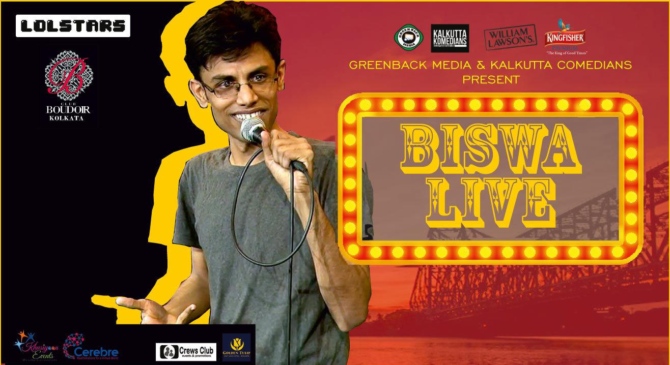 LOLStars ft. Biswa Kalyan Rath Live