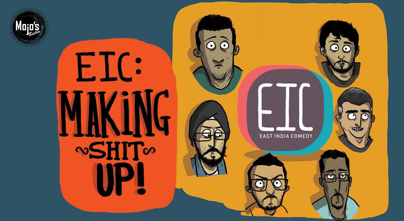 EIC Making Shit Up