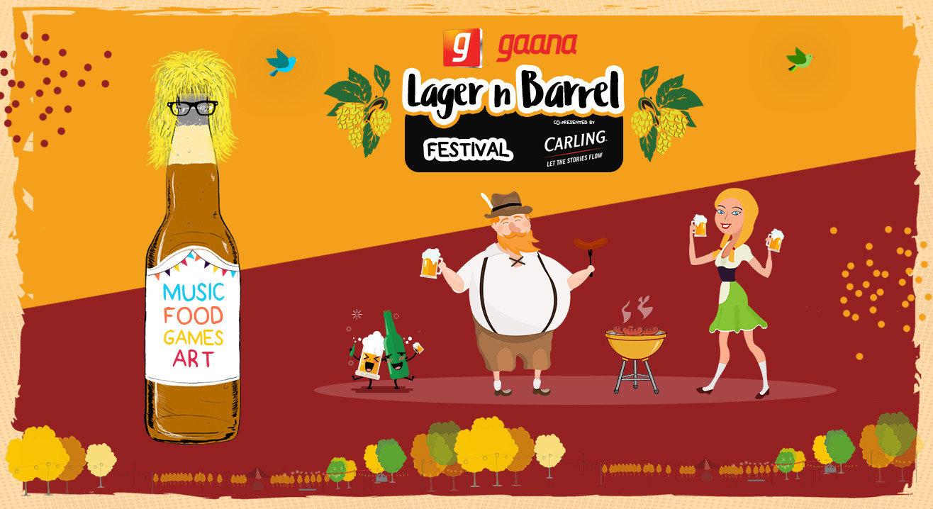 Lager N Barrel Festival