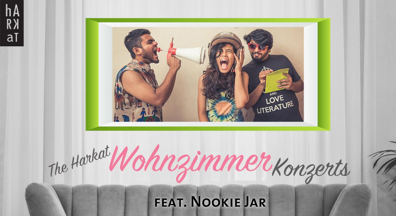 Wohnzimmer Konzert Feat Nookie Jar
