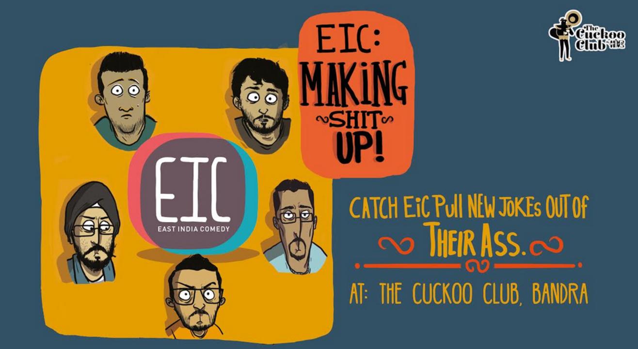 EIC: Making Shit Up