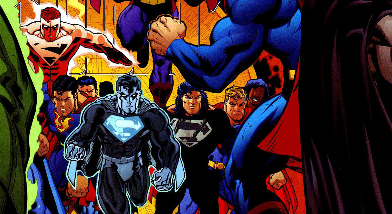The Various Avatars Of Superman You Should Know About
