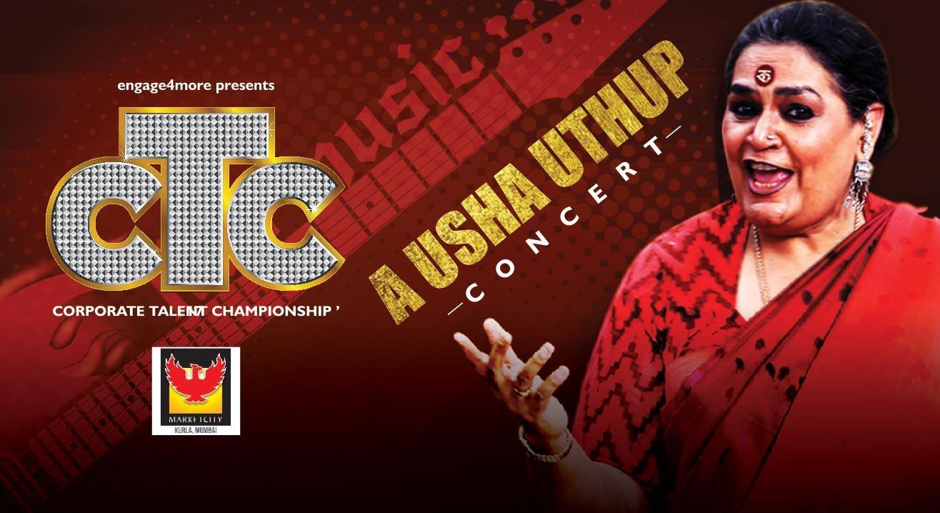 A Usha Uthup Concert - CTC Season 6
