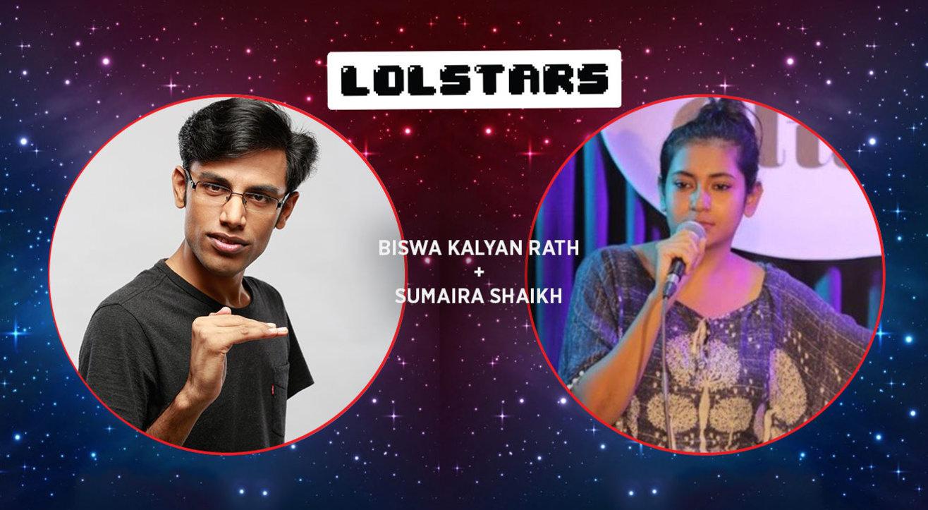 LOLStars ft. Biswa & Sumaira