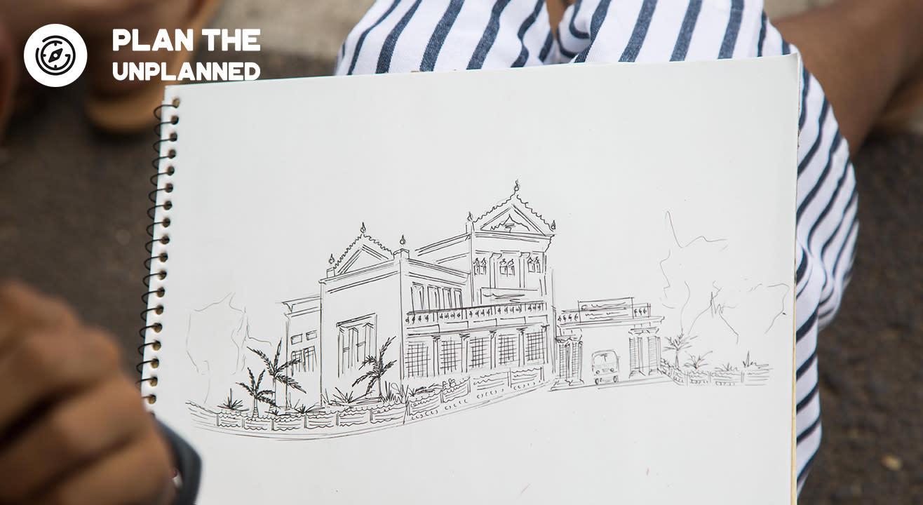 Basavangudi Heritage Art Walk   Plan The Unplanned