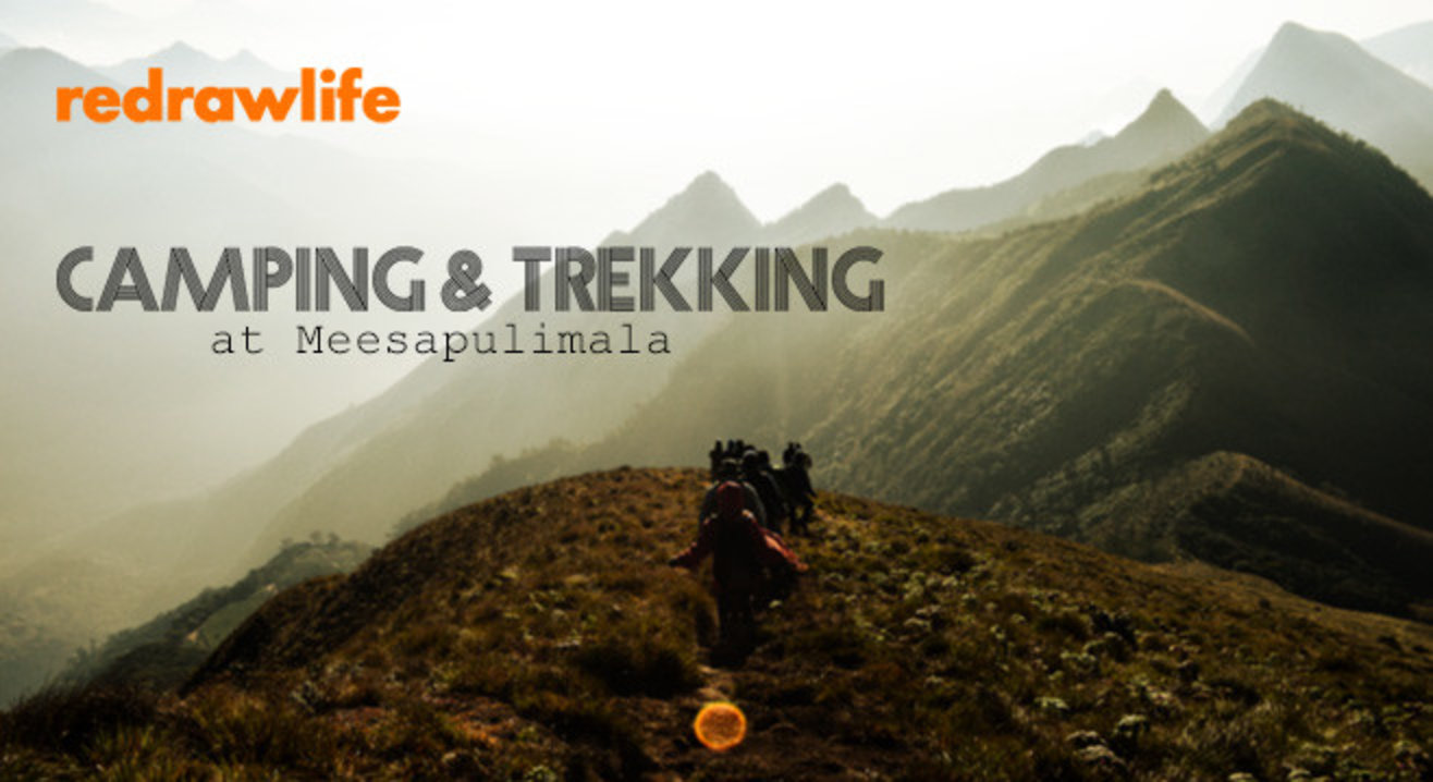 Camping And Trekking At Meesapulimala