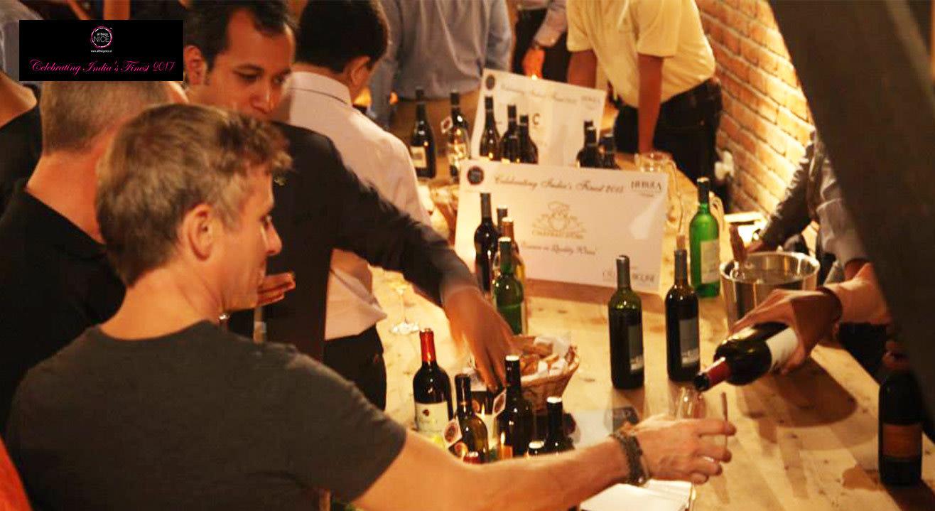 Celebrating India's Finest Wines 2017