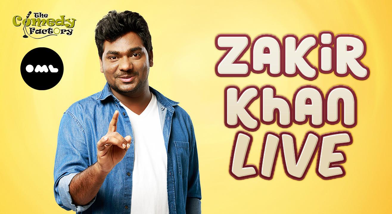 Zakir Khan Live, Ahmedabad