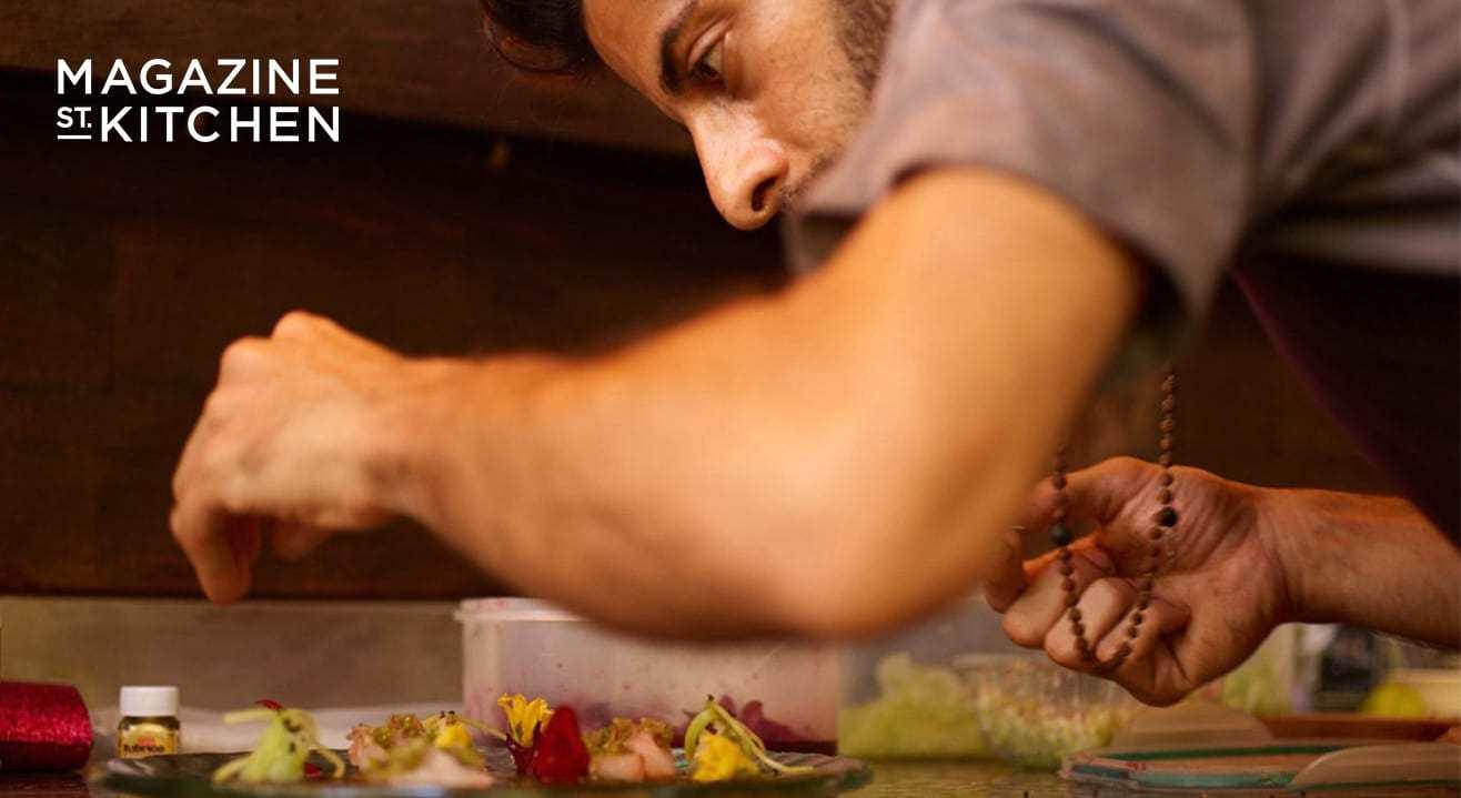 Chef Gome Galily's Matsya Freestyle Kitchen at Mag Street