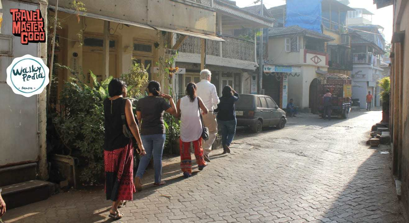 Walking tour of Bandra – Walky Pedia
