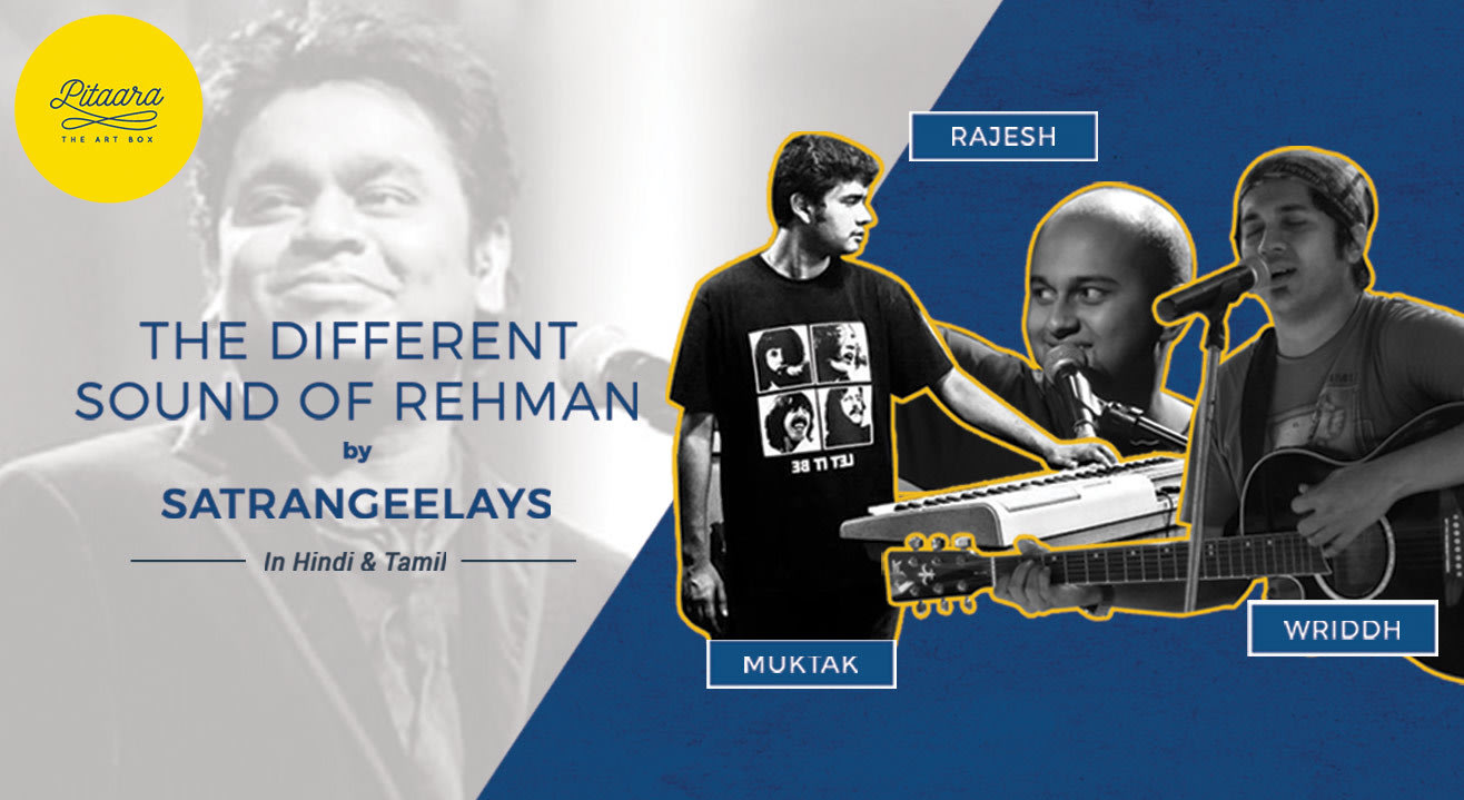 The Different Sound Of Rehman By Satrangeelays