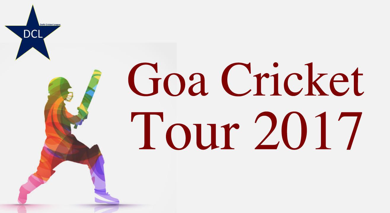 Goa Cricket Tour 2017
