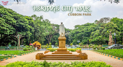 Heritage City Walk to Cubbon Park
