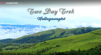 Two-day trek to Karnataka's highest peak, Mullayanagiri