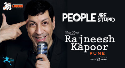 Punchliners: Stand Up Comedy Show feat. Rajneesh Kapoor in Pune