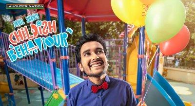 Childish Behavior by Sahil Shah