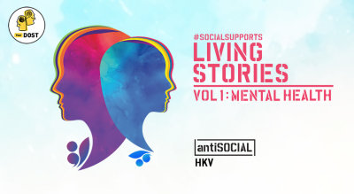 SocialxYourDOST: Living Stories - Vol. 1: Mental Health, Delhi