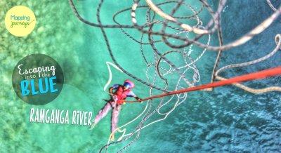 Six Days Of Blue - Uttarakhand