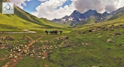 Kashmir Great Lakes | Renok Adventures