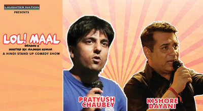 Lolmaal Season 2 – Desi stand up comedy