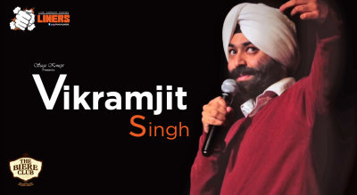 Punchliners: Stand Up Comedy Show feat. Vikramjit