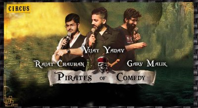 Pirates of Comedy at Circus