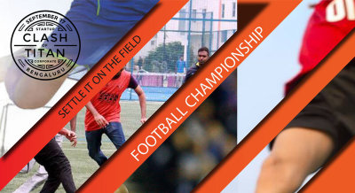 Football Championship – Clash of Titan