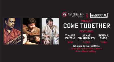 First Edition Arts & AntiSocial Presents Come Together - A Classical Concert
