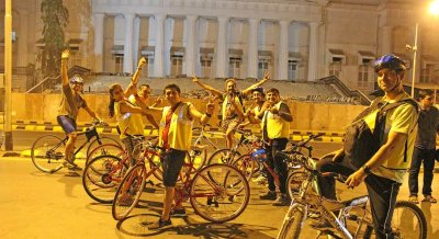 Early Morning Cycling event : Bombay's Lost Baghdadis