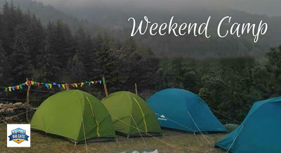 Weekend Camp at Nohradhar