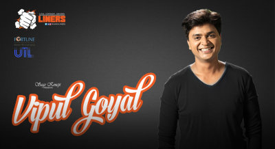 Punchliners: Standup Comedy Show ft. Vipul Goyal in Manipal