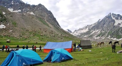 Hampta Pass - An Abode of Scenic Landscapes