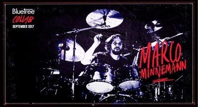 Marco Minnemann Drum Masterclass, Kolkata