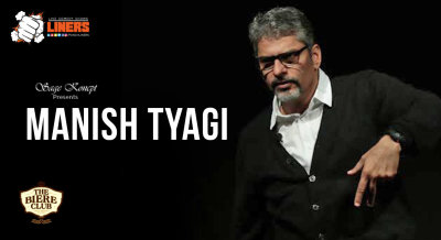 Punchliners Stand Up Comedy ft. Manish Tyagi