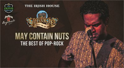 The Irish House presents May Contain Nuts