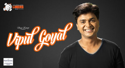 Punchliners: Stand Up Comedy Show feat. Vipul Goyal
