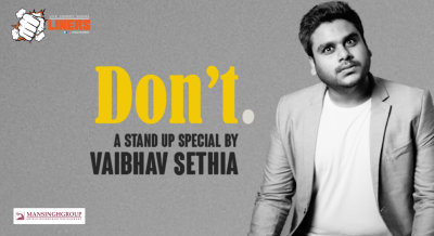 Punchliners: Standup Comedy Show ft. Vaibhav Sethia in Jaipur