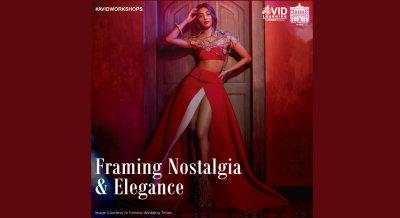 Framing Nostalgia and Elegance: A Fashion Photography Workshop