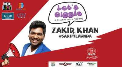Let's Giggle with Zakir Khan